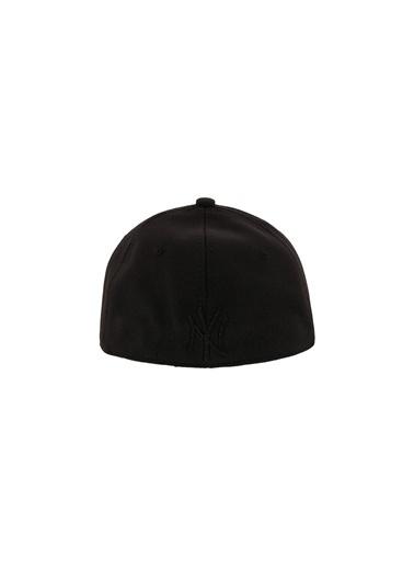 Laslusa NY Beyzbol Cap Şapka Siyah